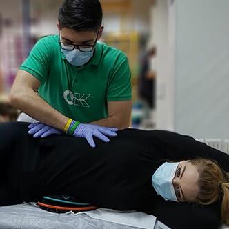 Protocol recuperare respiratorie post Covid-19 in afectarea usoara a plamanilor