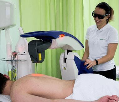 terapie cu laser