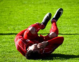 Ce se intampla cu articulatiile tale cand faci sport? - Dureri articulare la jucătorii de fotbal
