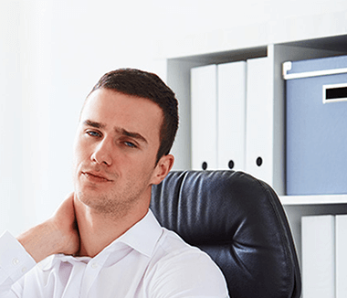 Prevenirea nevralgiei cervico-brahiala - Centrokinetic