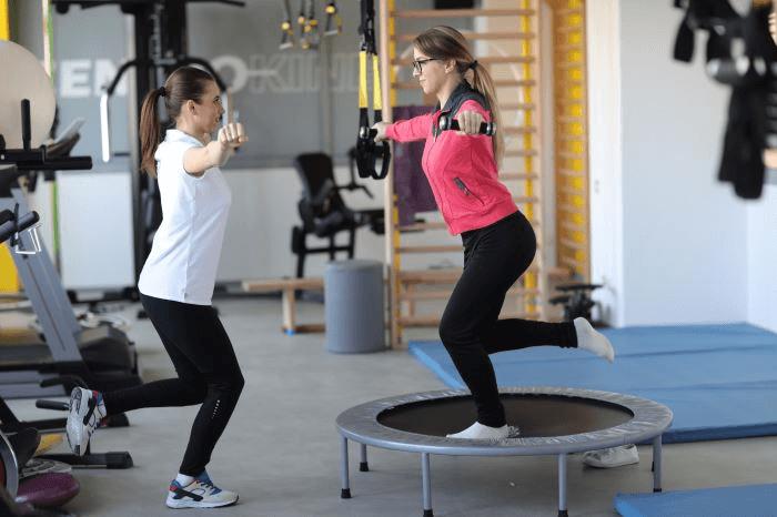 Kinetoterapie pentru sportivi