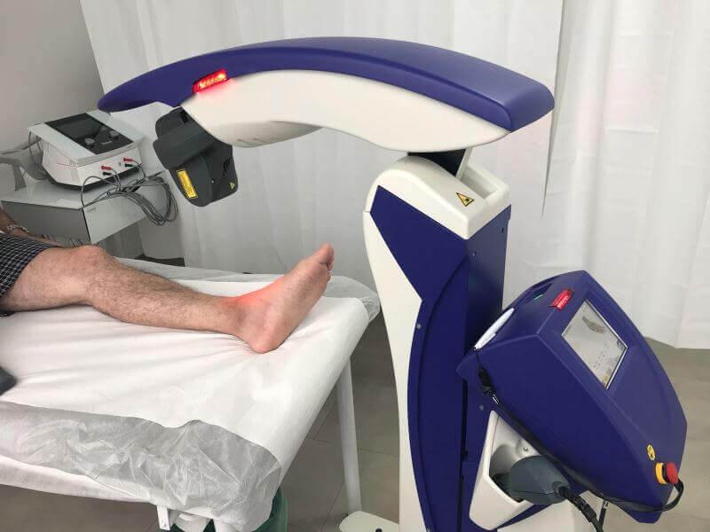 Tratament fizioterapie laser Centrokinetic