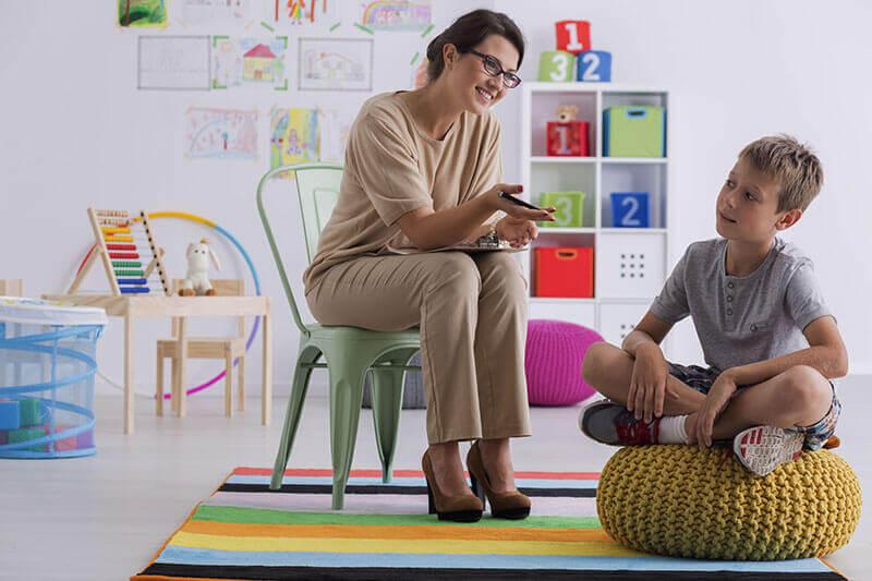 consiliere psihologica copil familie