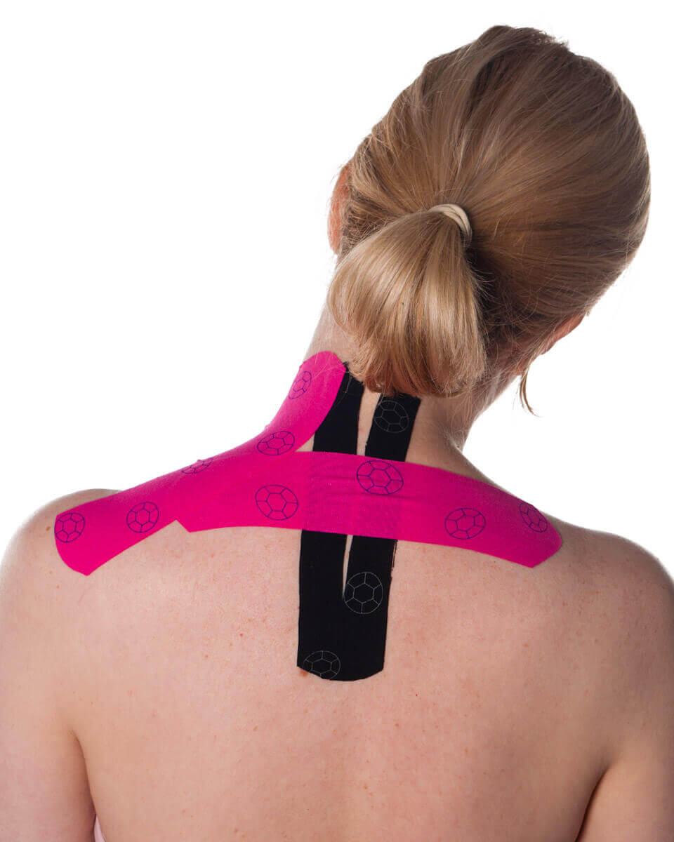Tratament kinesio taping cervical