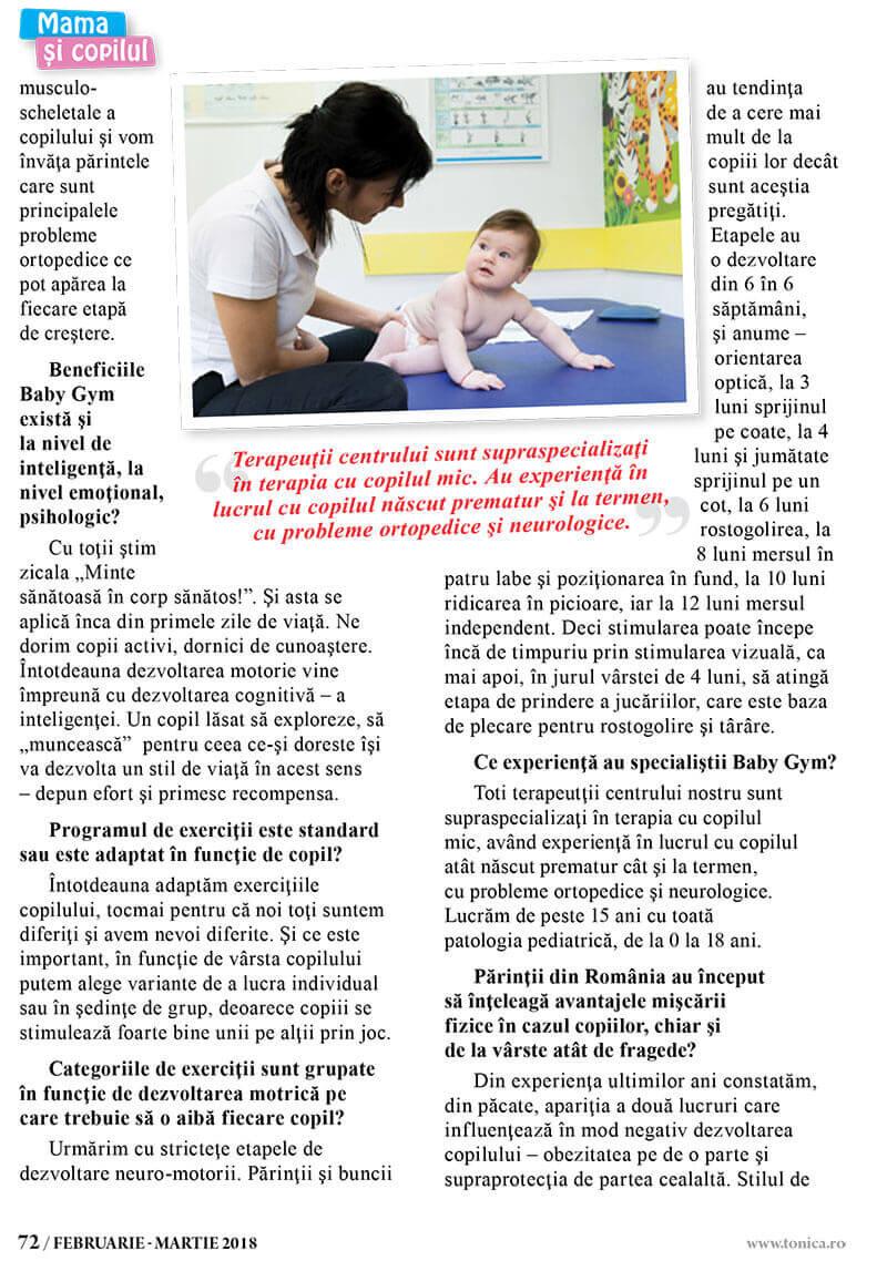 interviu revista tonica dr Andrei Bogdan pag 2