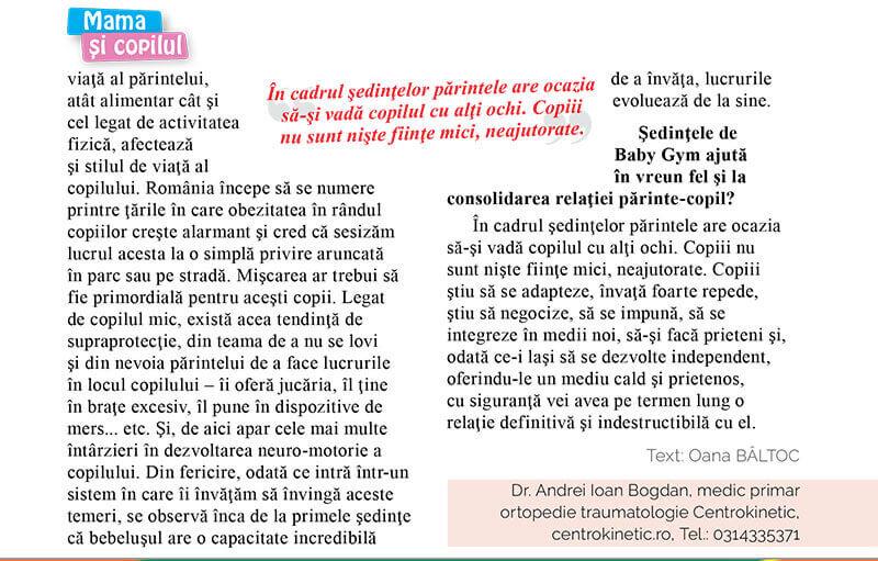 interviu revista tonica dr Andrei Bogdan pag 3