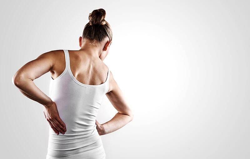 Femeie dureri de spate scolioza