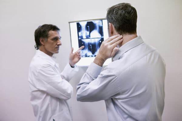 diagnostic dureri cervicale